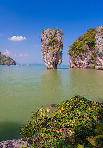 James Bond Island + Khai Island by Speedboat